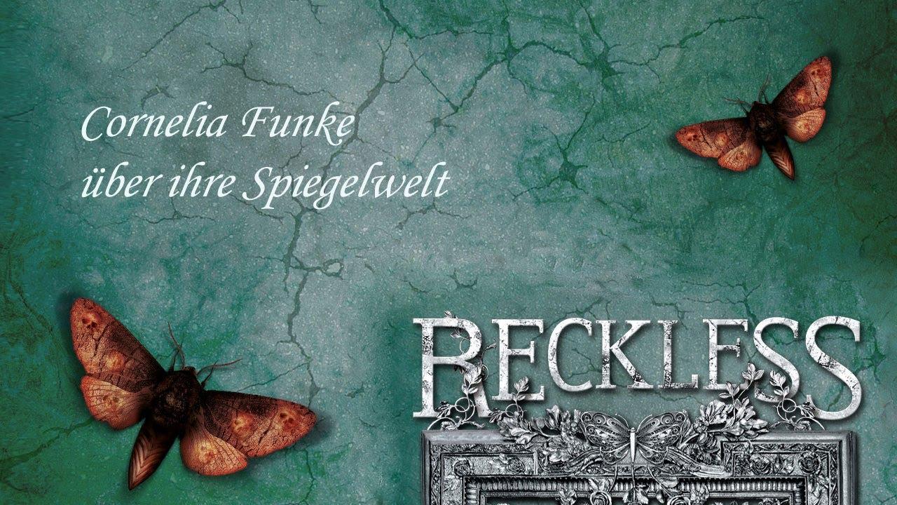 Cornelia Funke Und Welt Hinter Dem Spiegel