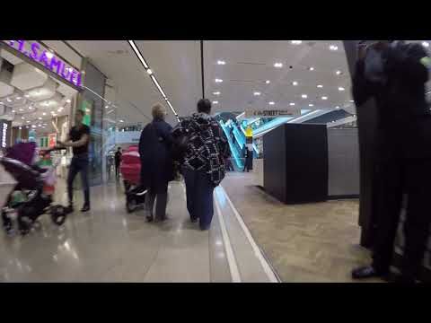 Westfield Shopping mall London UK