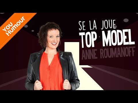 Anne ROUMANOFF, Top model