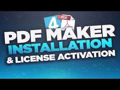 PDF Maker Installation & License Activation Guide For Vtiger 7