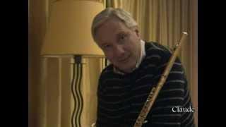 Maurizio Orefice - Syrinx di Claude Debussy per flauto solo