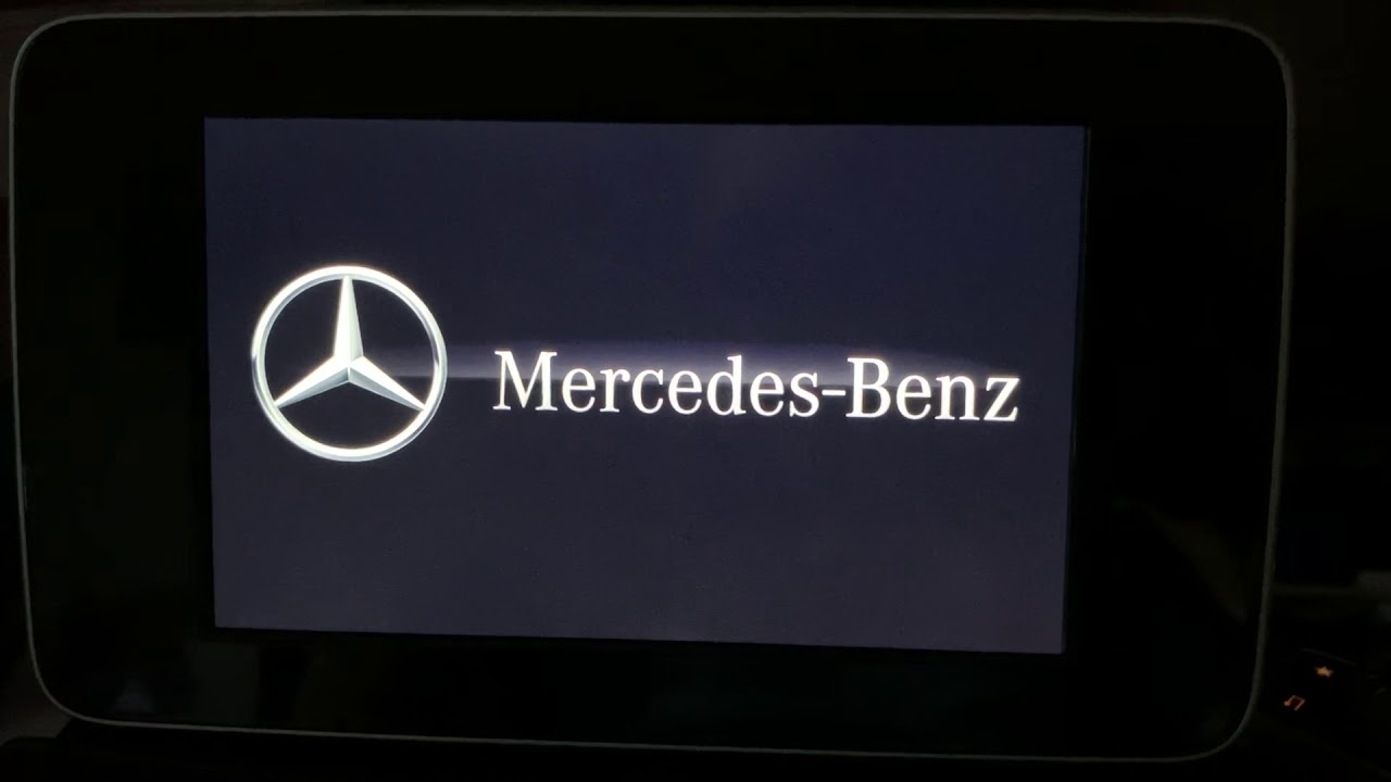 Mercedes CarPlay activation at NTG5s1 2018+ where chinese