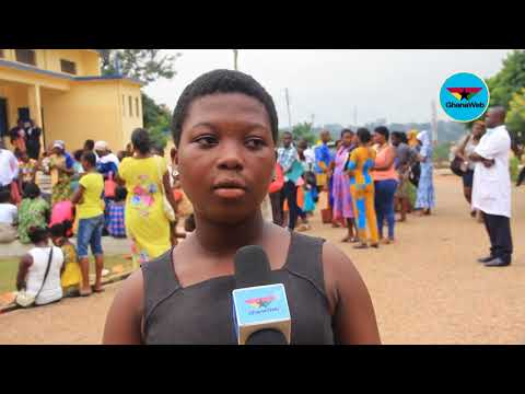 Beneficiaries express satisfaction as Free SHS begins today