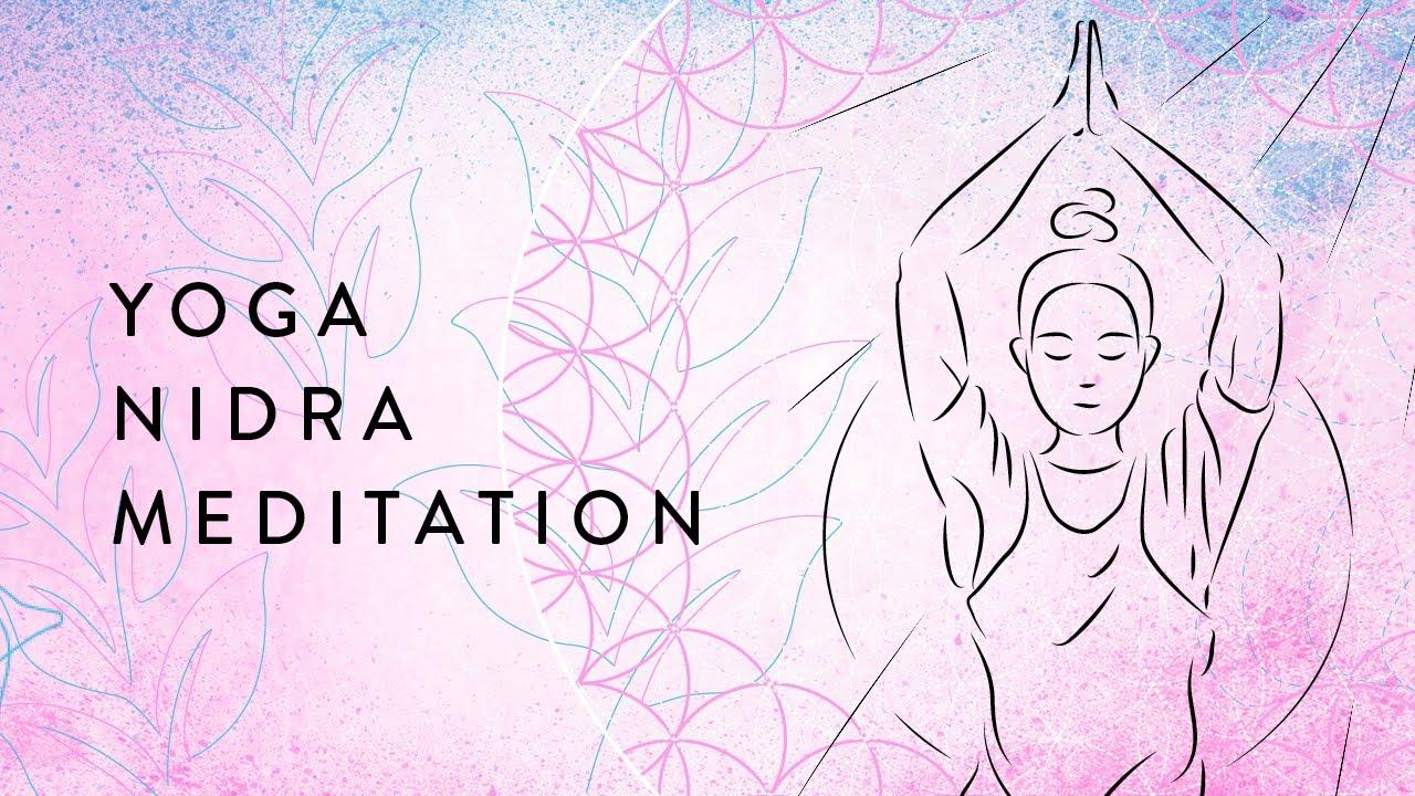Relax And Restore Yoga Nidra Meditation 30 Minutes Draw Breath Youtube