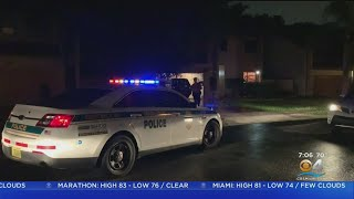 Suspect Sought In SW Miami-Dade Home Invasion, Robbery