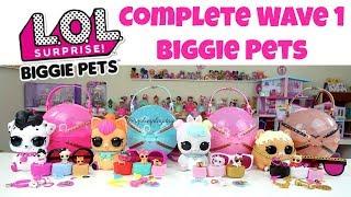 10x LOL Surprise Pet Cherry Spicy Neon Ham M.C Hammy Punk Hog Toys Gift Rare