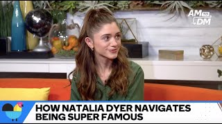 """""""Stranger Things"""" Star Natalia Dyer Talks Navigating Fame And Personal Life"""