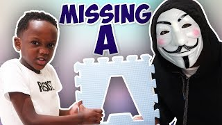 Game Master Is Hiding The Letter A!!