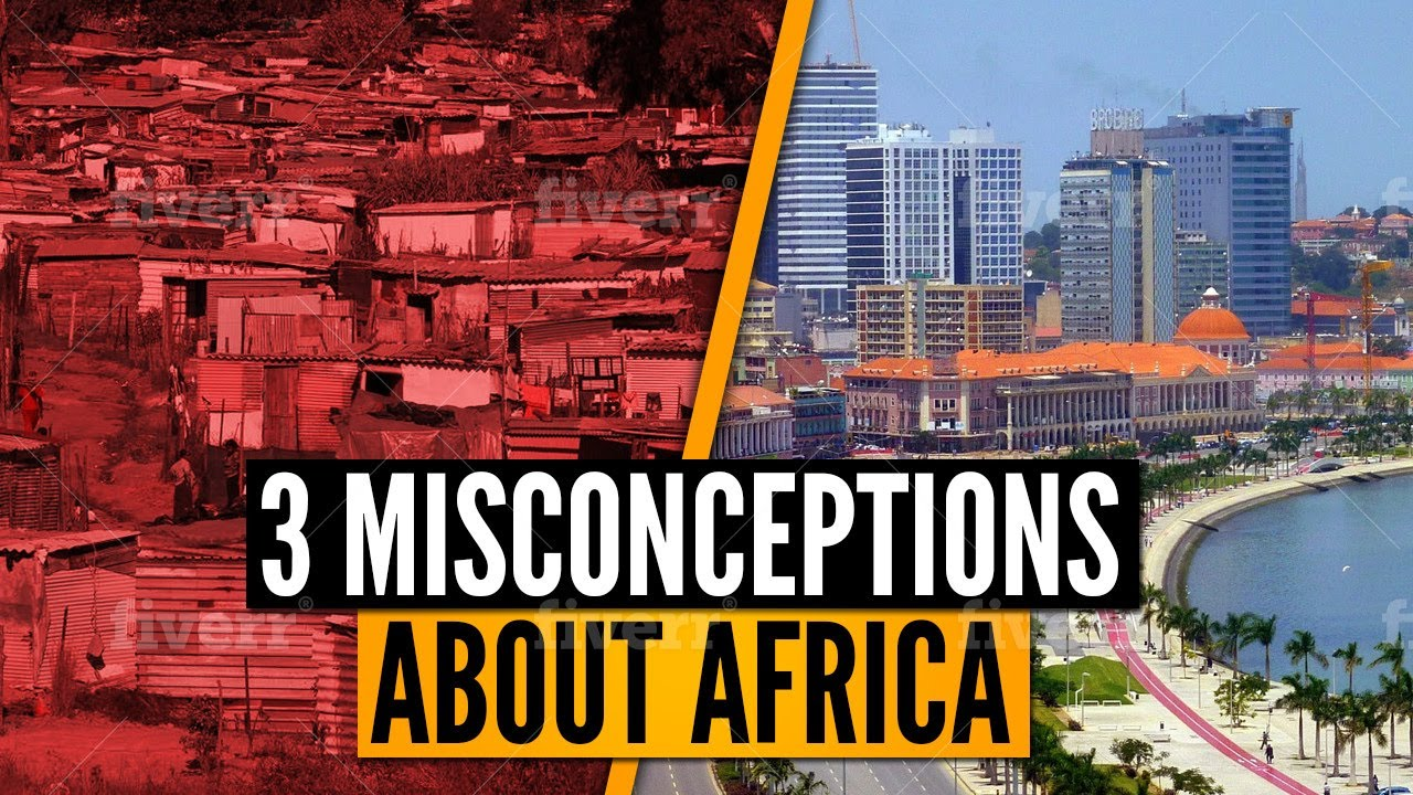 Three misconceptions about Africa