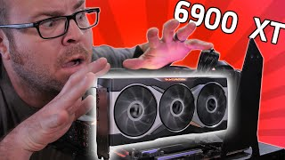 Radeon RX 6900 XT Review & Benchmarks vs RTX 3090!