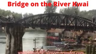 The Bridge Over The River Kwai,  True History