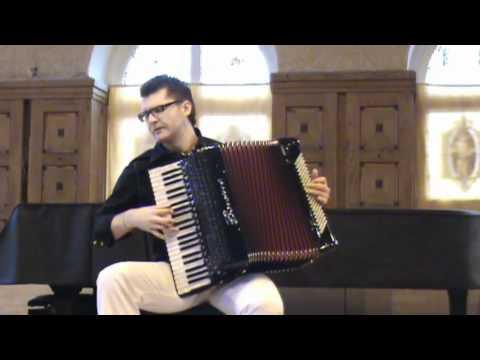 Miroslav Lelyukh solo concert in Klaipeda (Lithuania)