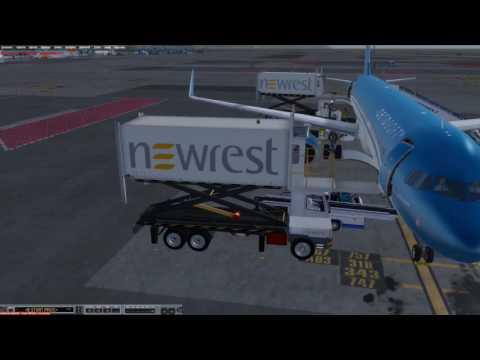 Prepar3d [p3d V3.4] | Fs2crew | Aerosoft | Airbus A320 A321 | With Checklist | Lfmn Lrop