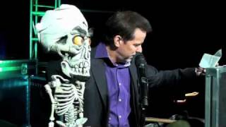 Holiday E-Card: Bloopers  | JEFF DUNHAM