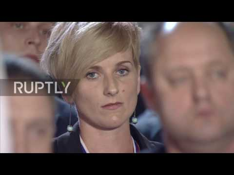 Russia: Putin brands culprits behind Crimean energy blockade 'incredible idiots'
