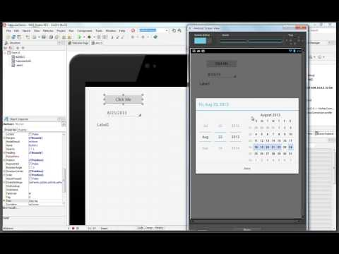RAD Studio XE5 - Building your first multi-device app Android, iOS, Windows ...
