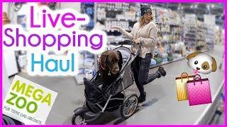 ♡ Milka Mittwoch ♡ Live Shopping Haul im Mega Zoo ♡ KaroLovesMilka