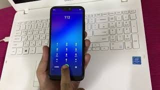 HUAWEI P20 lite (ANE-LX2) FRP/Google Lock Bypass Android/EMUI 9.1.0 without TEST POINT