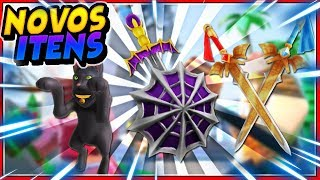 NEW FREE ITEMS ARRIVING FROM HALLOWEN AND EPIC TOYCODES ITEMS! -ROBLOX