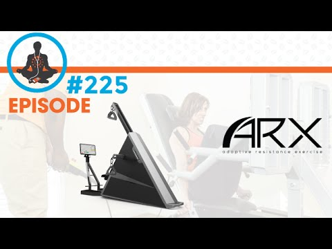 Mark Alexander: ARX, The Future of Fitness and Exercise - #225