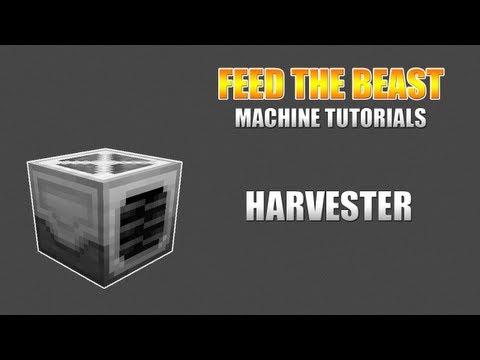 Feed The Beast :: Machine Tutorials :: Harvester