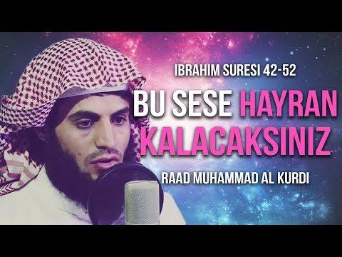 Bu ne güzel bir sestir SubhanAllah! - Raad Muhammad al Kurdi ᴴᴰ رعد محمد الكوردي indir