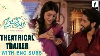 Gambar cover Premam Theatrical Trailer With Subs | Naga Chaitanya,Sruthi Haasan | Venus FIlmnagar (ENG Subtitles)