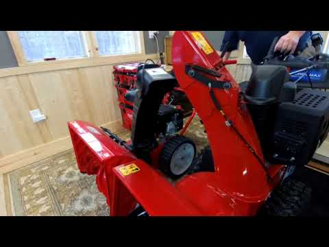 Troy-Bilt Storm or Toro Power Max HD - What's the difference?