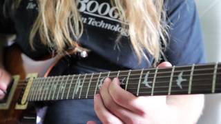 Spectrum of Eternity (Solo Cover) - Soilwork
