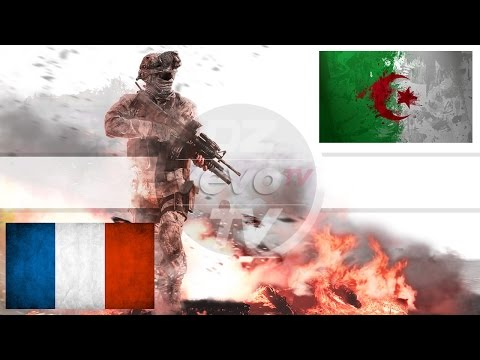 Algerian Army vs French Army