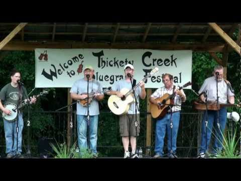 Thickety Creek Bluegrass Band