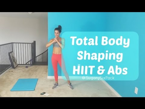 Total Body Shaping HIIT & Abs