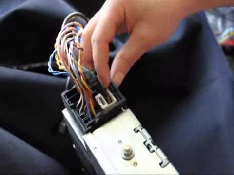 Bmw Bm54 Stecker Entfernen Youtube