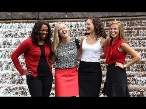 University of Cincinnati Lindner Women in Business