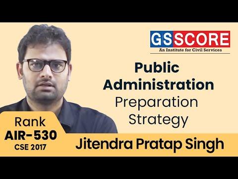 Pub Ad Prepration Strategy, Rank 530 Jitendra Pratap Singh, 301 Marks in Pub Ad