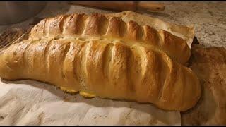 Хлеб по ГОСТу в США Рецепт нарезного батона для шестиклассников
