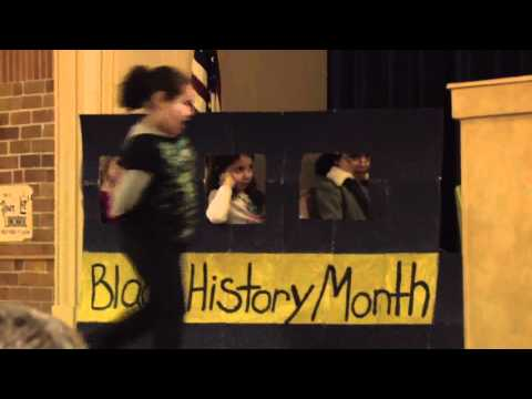 Capital District YMCA Celebrates Black History Month at Troy (NY) School 18's Y-Time