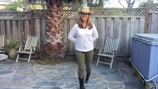 Cowboy Hustle Line Dance