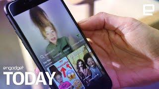 France bans smartphones in schools   Engadget Today