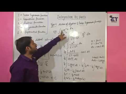 5. Short-cut Tricks on Integration by Parts