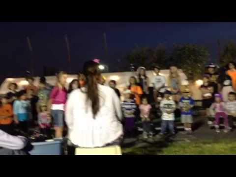Foothill Oaks Academy-fall performance 2013. Part 6