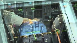 Airbus Cockpit Action - A Routine Flight 2