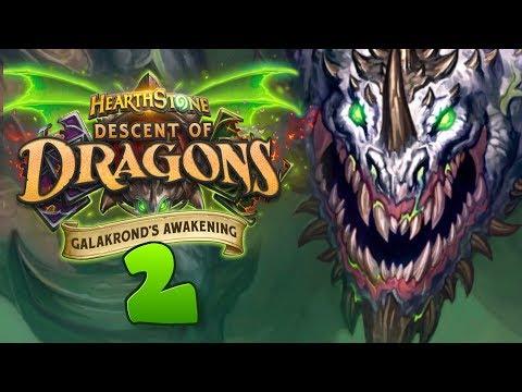 Galakrond's Awakening Review #2 - New Legendary!   Hearthstone