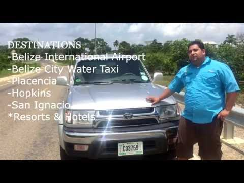 San Ignacio Shuttle Service - The #1 Shuttle Service of Belize