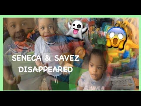 Seneca & Savez disappeared to Chuck E Ceese  KIDS RULE TV