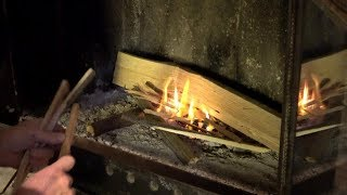 Tips for Heating Your House with a Fireplace or Wood Burning Stove