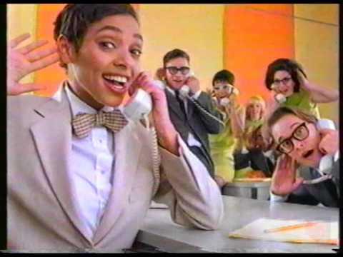 1-800-CALL-ATT Television Commercial 1994 Information Superhighway