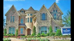 new homes prosper tx 972-816-9317 new homes prosper tx Loans