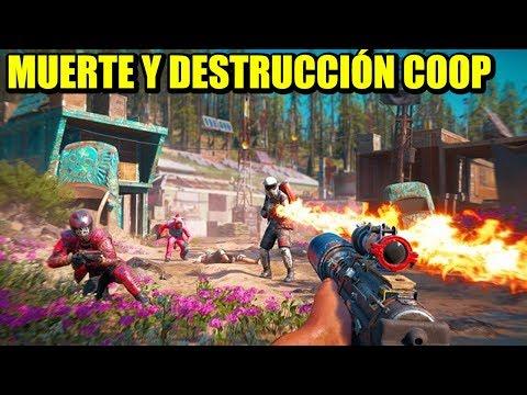 ARMAS NIVEL ÉLITE DESBLOQUEADAS - FAR CRY NEW DAWN | Gameplay Español thumbnail