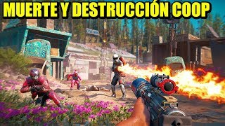 ARMAS NIVEL ÉLITE DESBLOQUEADAS - FAR CRY NEW DAWN | Gameplay Español